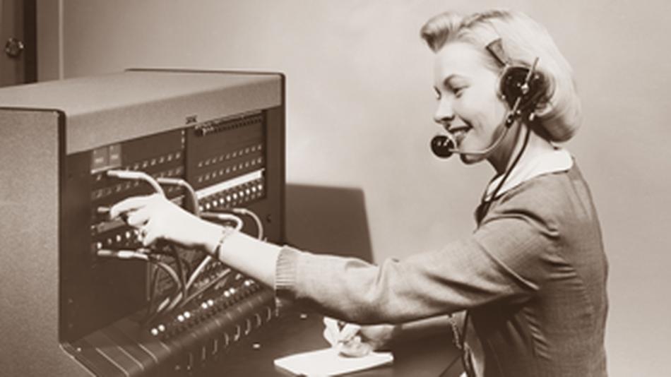 аналоговая телефония