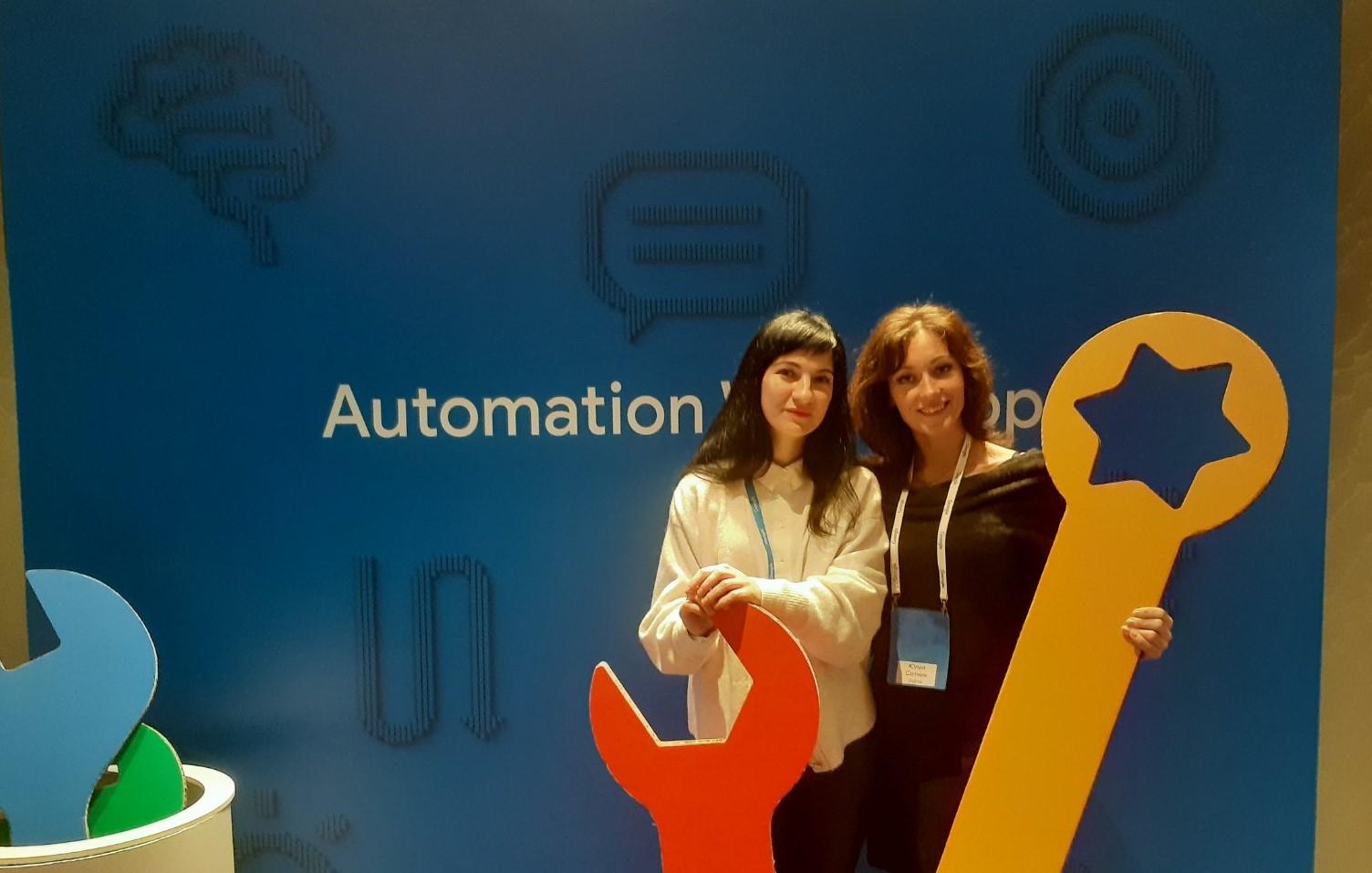 Google Automation Workshop