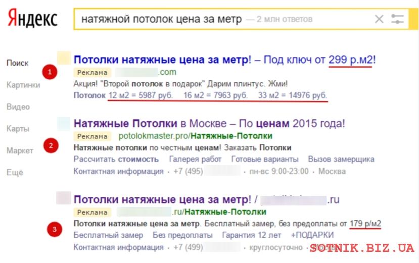 анализ конкурентов в контекстной рекламе в Google Adwords